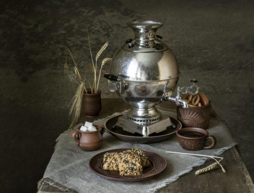 Древний рецепт чая