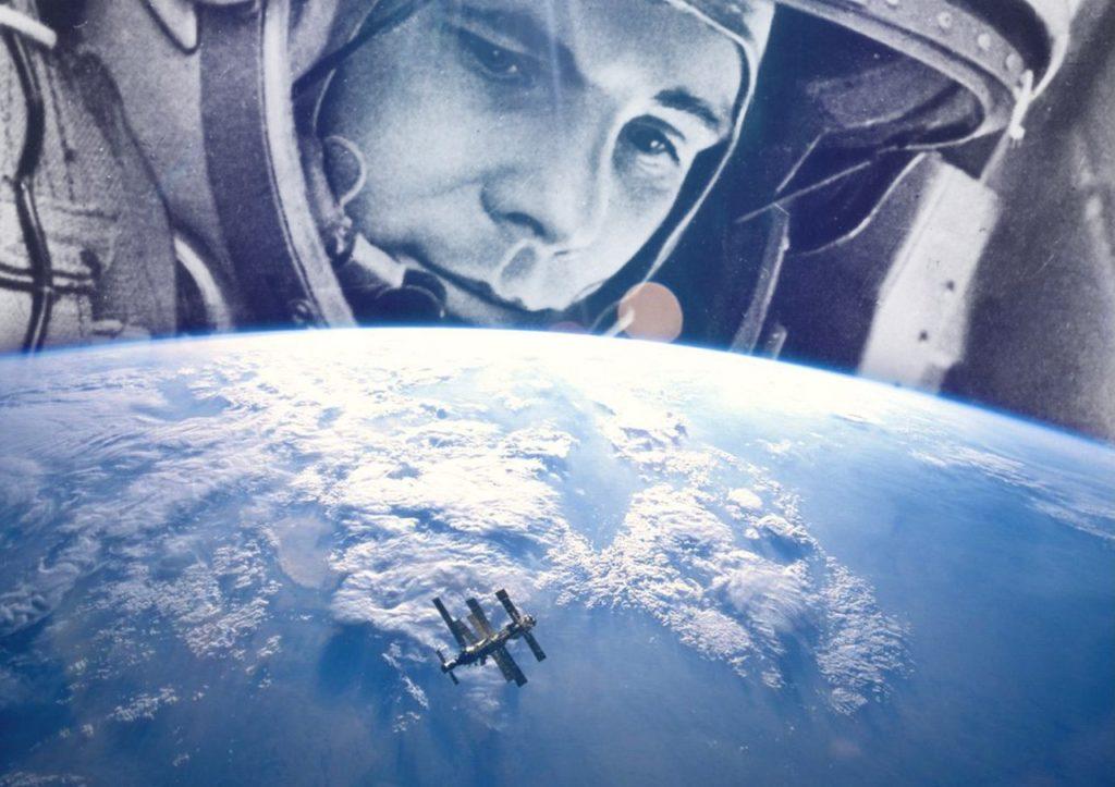 60 лет назад Юрий Гагарин открыл просторы космоса