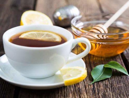 Медово - лимонный кофе для истинных гурманов