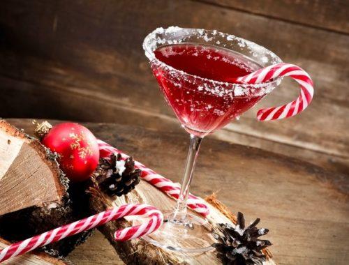 Улетные коктейли к новогоднему столу