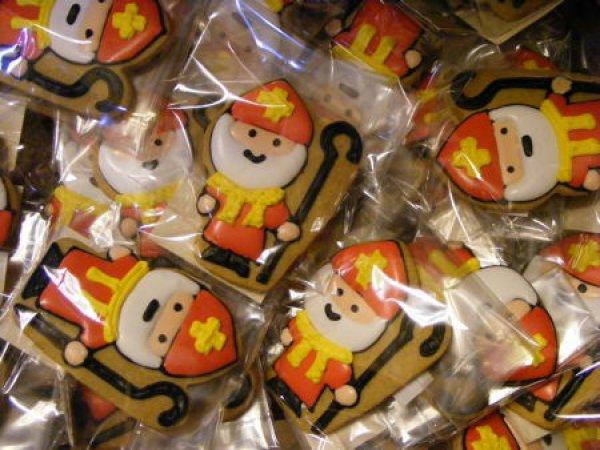 Ароматное печенье Николайчики в день Святого Николая