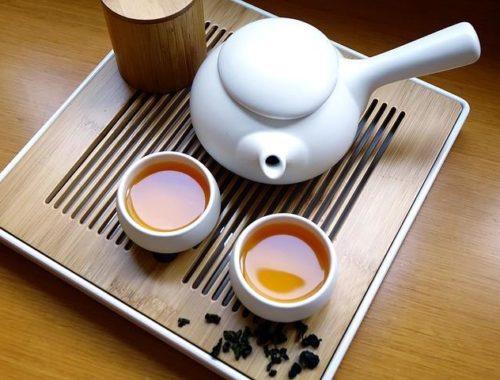 Суперполезный гречишный чай
