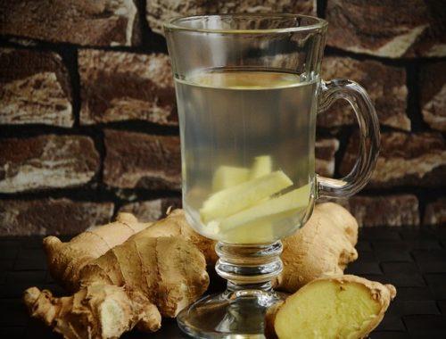 Мятно-имбирный чай для иммунитета