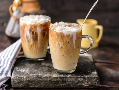 Экзотический ольенг или кофе со льдом по-тайски
