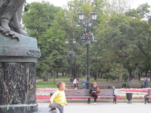 Москве Златоглавой 873