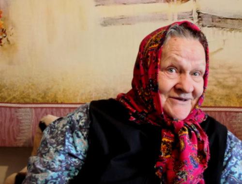Критика бабушки Вали в адрес российских чиновников