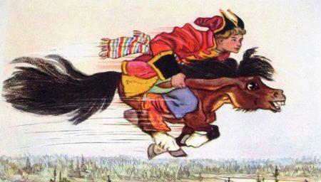 Сказка Конек-Горбунок и кто автор Ершов или Пушкин