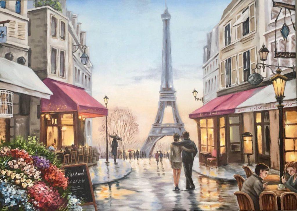 Увидеть Париж и умереть как я добралась до Эйфелевой башни