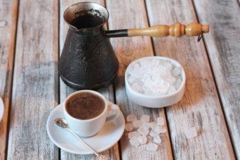 Сливочный кофейный напиток с солью