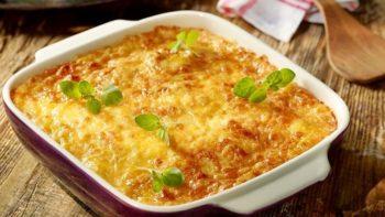 Блюдо славянской кухни: драчена из картофеля