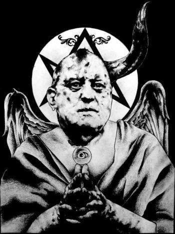 Король ада - Алистер Кроули