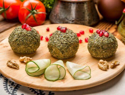 Пхали: традиционная грузинская закуска